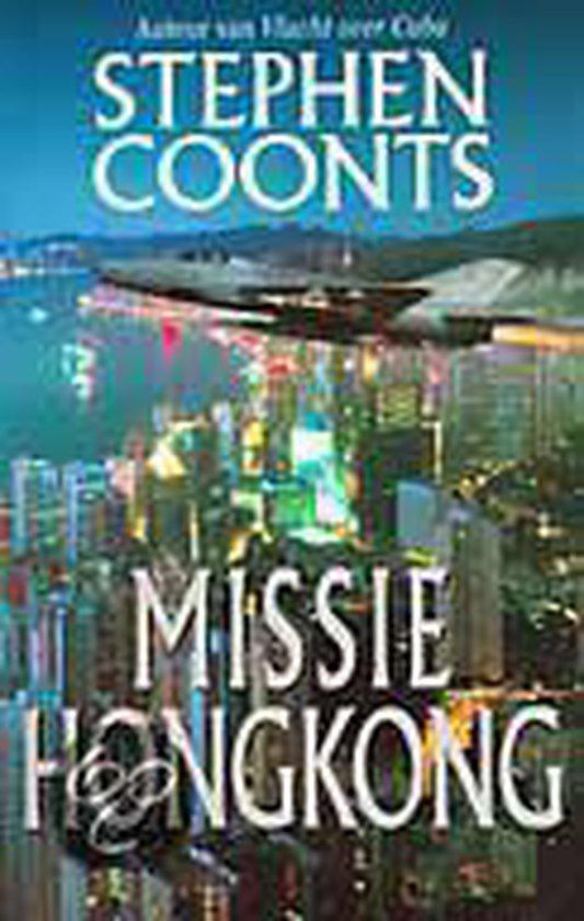 Missie Hongkong - Stephen Coonts |