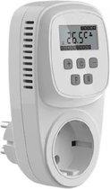 Infrarood verwarming thermostaat / panelen PLUG in programmeerbaar TC-300 NL Quality Heating