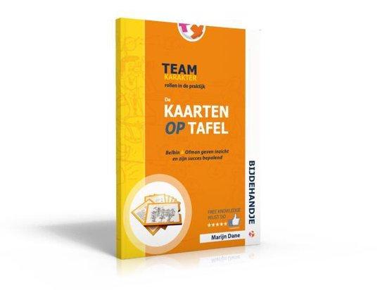 Teamrollen in de praktijk, Belbin teamrolen Ofman Kernkwadranten bijdehandje - Marijn Dane pdf epub