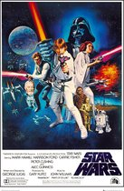 Reinders Poster Star Wars - one sheet b - Poster - 61 × 91,5 cm - no. 19813