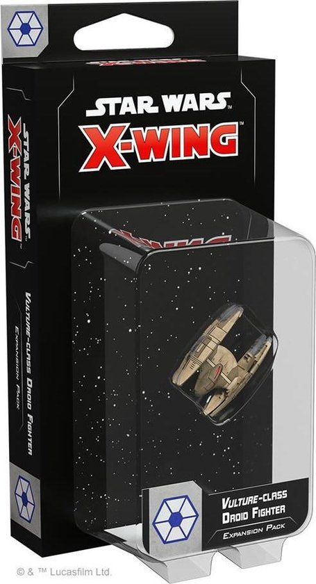 Afbeelding van het spel Star Wars X-Wing 2.0 Vulture class Droid Fighter