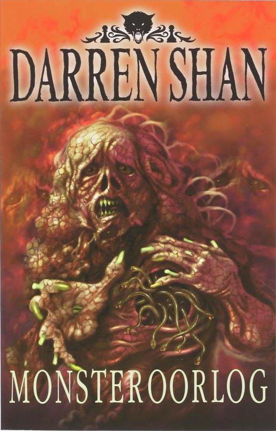 Monsteroorlog - Darren Shan |