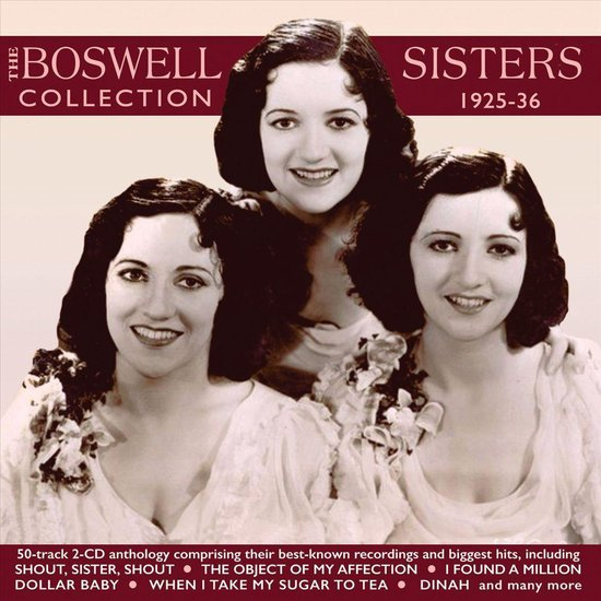 Boswell Sisters Collection 1925-36