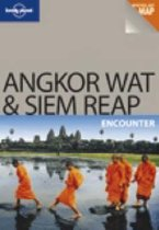 Lonely Planet Anghor Wat & Siem Reap Encounter (with map)