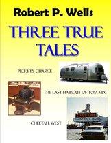 Omslag Three True Tales