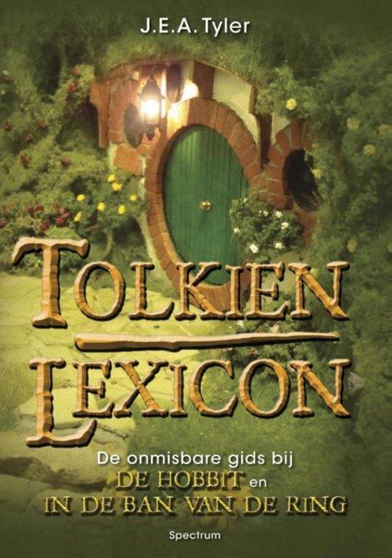 Tolkien lexicon - J.E.A. Tyler  