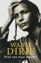 Boek cover Brief aan mijn moeder van W. Dirie