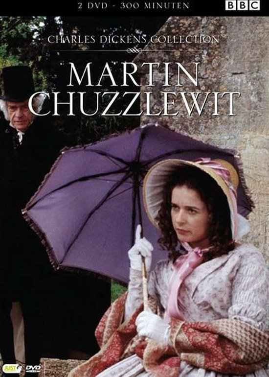 Cover van de film 'Martin Chuzzlewit'