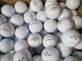 Golfballen gebruikt/lakeballs Callaway Supersoft AAAA klasse 100 stuks.