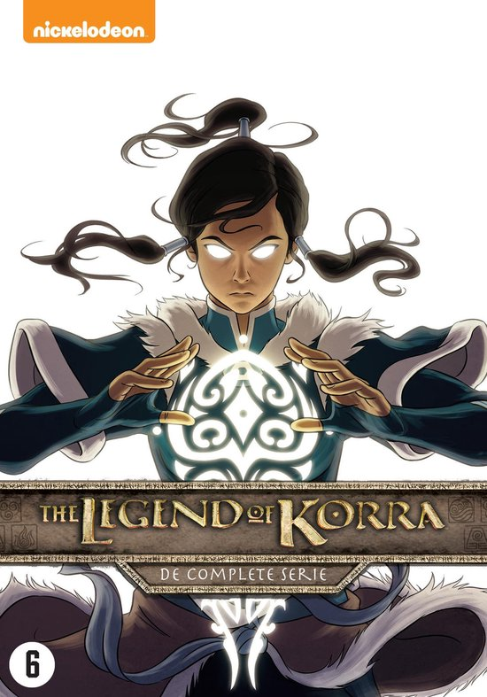 Avatar: De Legende van Korra - De Complete Collectie (2018)