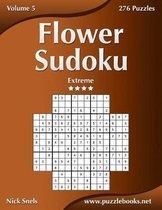 Flower Sudoku - Extreme - Volume 5 - 276 Logic Puzzles