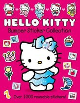 Boek cover Hello Kitty Bumper Sticker Collection (Hello Kitty) van Onbekend