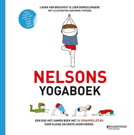 Nelsons yogaboek - Leen Demeulenaere   Fthsonline.com