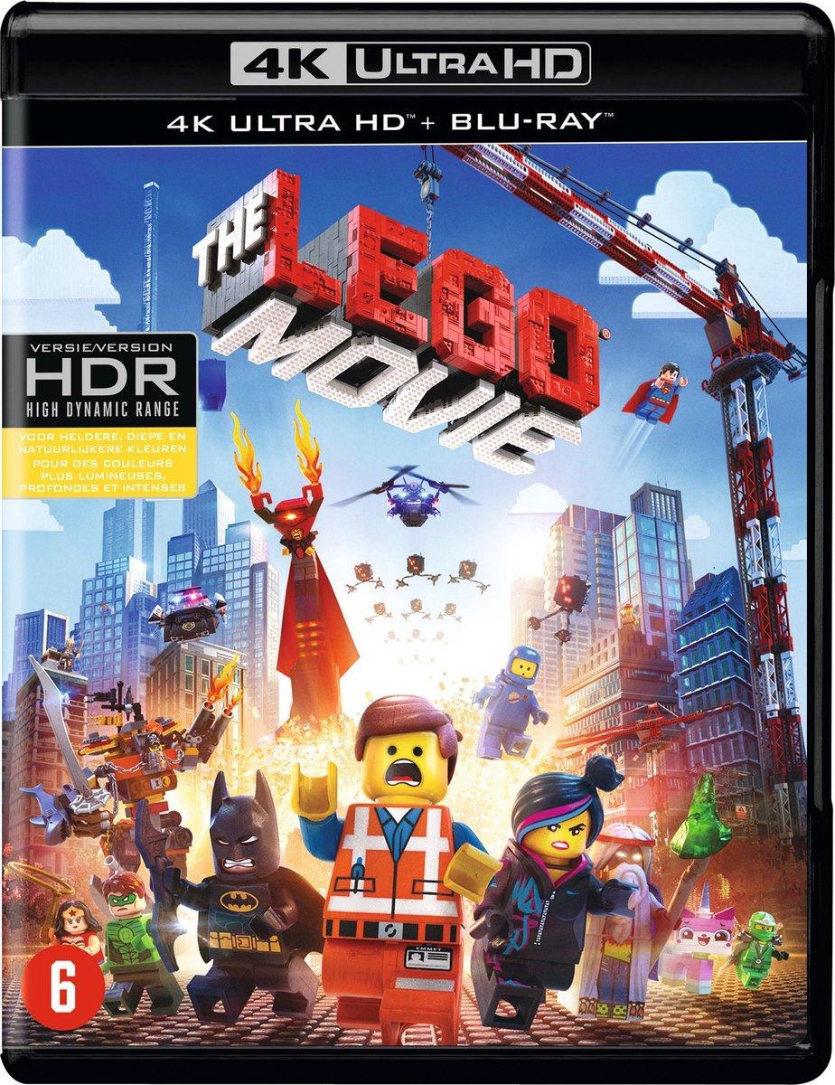 The LEGO Movie (4K Ultra HD Blu-ray)-