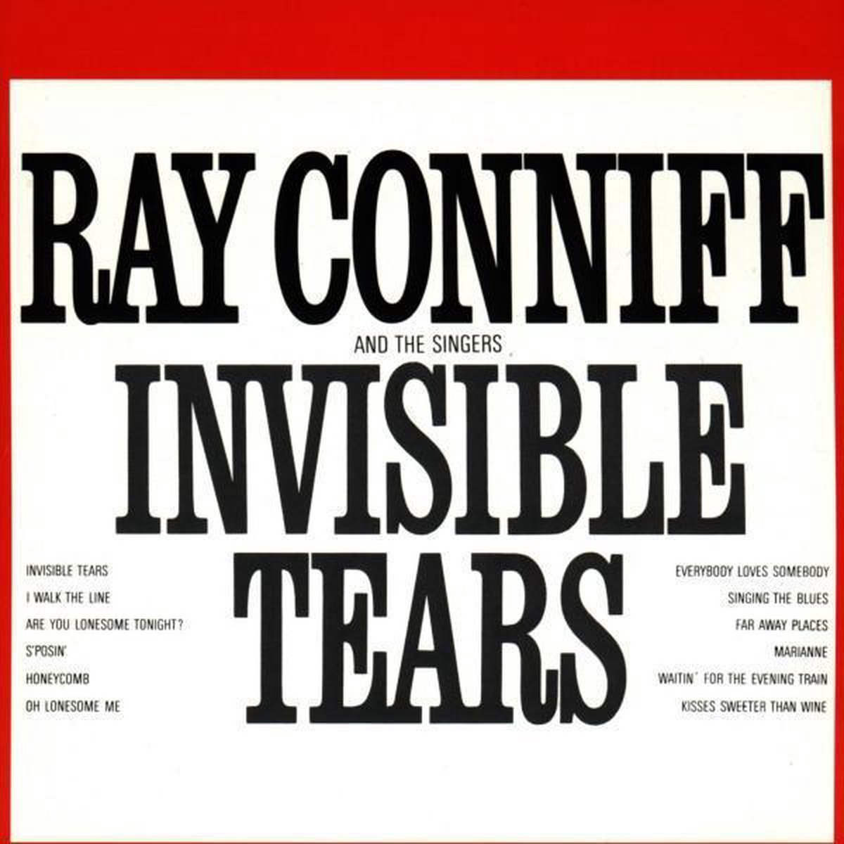 Invisible Tears - Ray Conniff
