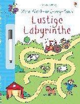 Mein Wisch- und Weg- Buch: Lustige Labyrinthe