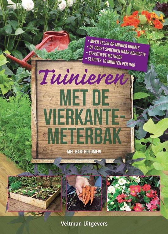 Tuinieren met de vierkantemeterbak - Mel Bartholomew   Fthsonline.com