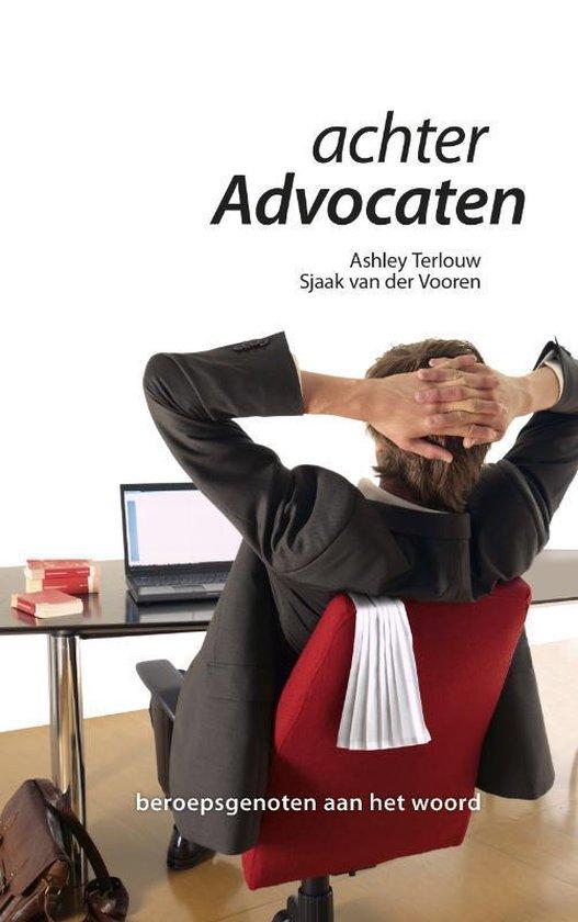 Achter advocaten