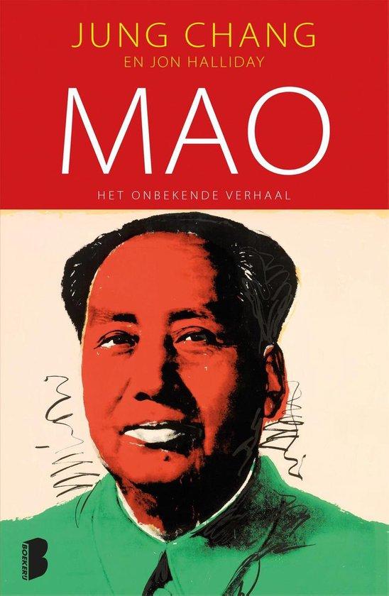 Mao, het onbekende verhaal - Jung Chang pdf epub