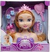 Lg-imports Kaphoofd Prinses Meisjes 21,5 Cm Koper 9-delig