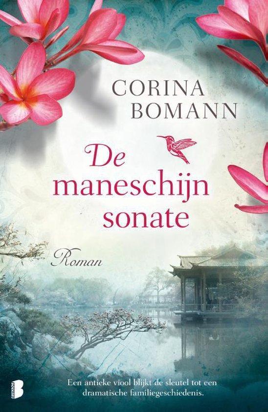 Boek cover De maneschijnsonate van Corina Bomann (Paperback)