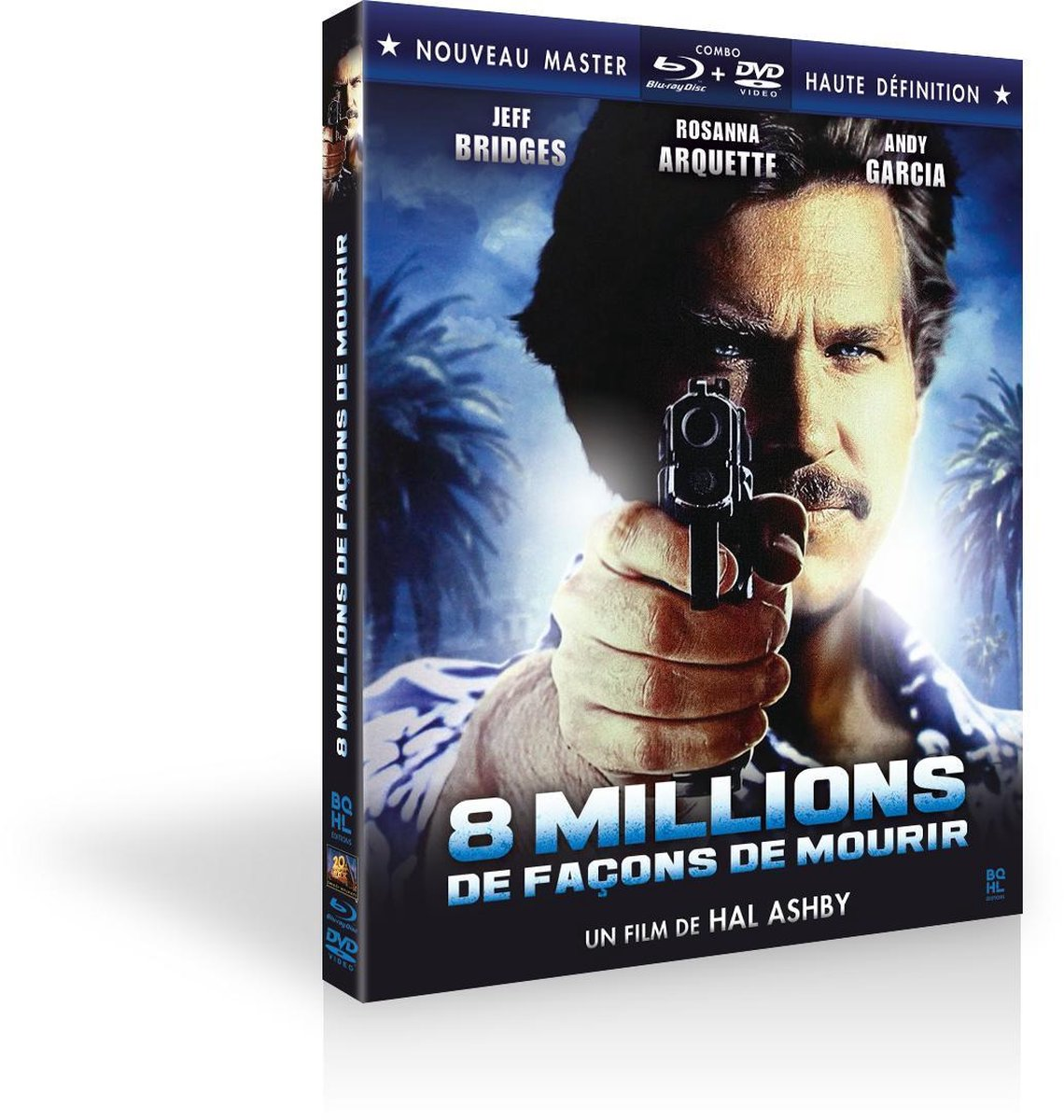 8 Million Ways to Die (1951) - Combo Blu-Ray + DVD-