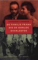 De familie Frank die de oorlog overleefde