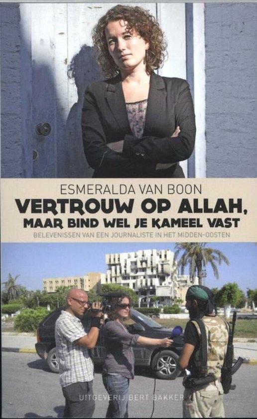 Arabisch Labyrint - Esmeraida Van Boon |