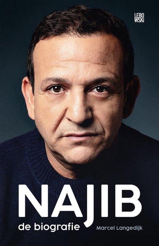 Boek cover Najib van Marcel Langedijk (Onbekend)