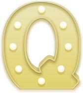 Giggle Beaver Carnival Q - Tafellamp - Vanilla