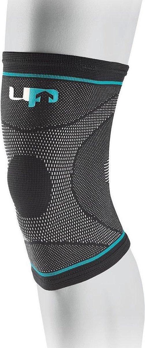 Ultimate Performance Compression Elastic Knee Support zwart kniesteun unisex
