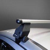 Dakdragers aluminium Kia Rio (UB) Hatchback 5 deurs hatchback 2011 t/m 2015