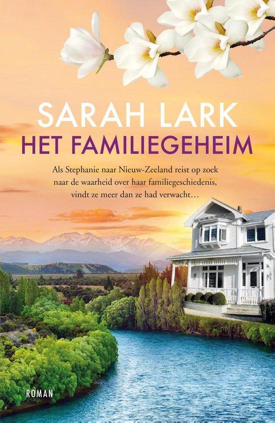 Boek cover Het familiegeheim van Sarah Lark (Onbekend)
