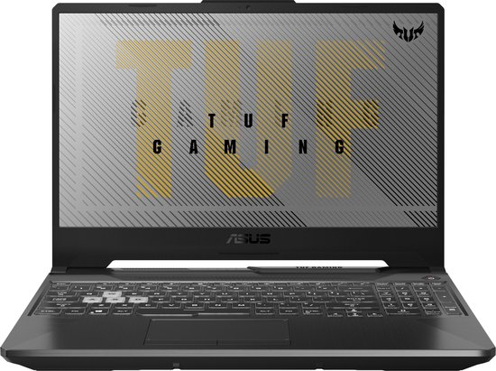 ASUS TUF Gaming FX506IV-BQ123T-BE - Gaming Laptop - 15.6 inch - Azerty