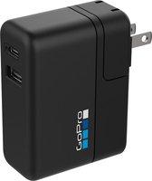 GoPro Supercharger - Internationale oplader met dubbele poort