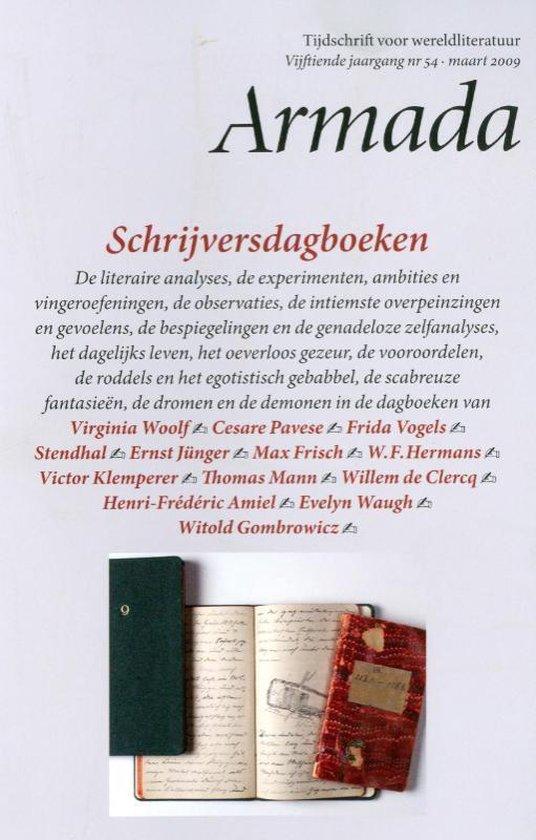 Schrijversdagboeken - nvt |
