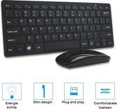 Toetsenbord en muis draadloos van Zedar®