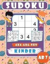 Sudoku Kinder Ab 7