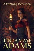Omslag 5 Fantasy Heroines