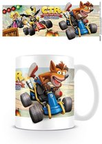 Crash Bandicoot Crash Team Racing Fight For First Place Mok