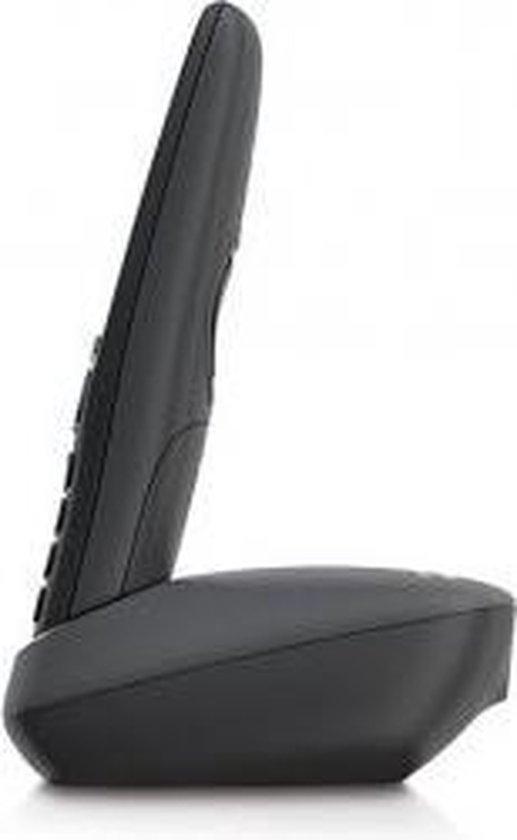 Gigaset A415 - Single DECT telefoon - Zwart
