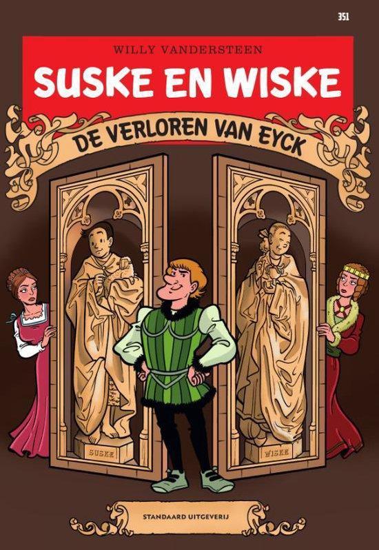 Afbeelding van Suske en Wiske 351 - De verloren Van Eyck