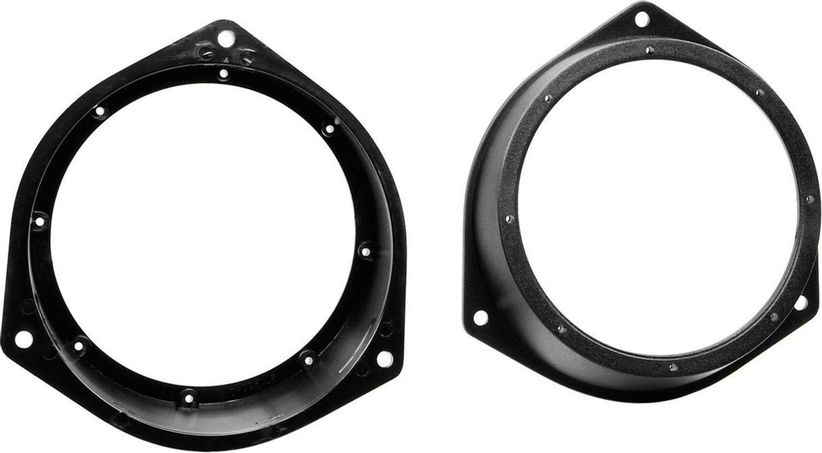 Speaker Ringen Ø 120 mm Div.modellen Opel - Renault Trafic - Nissan Primastar > Achterportier