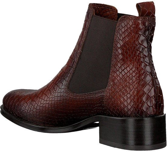 Notre-V Dames Chelsea boots 567 001fy - Cognac - Maat 38 0PhFp84y