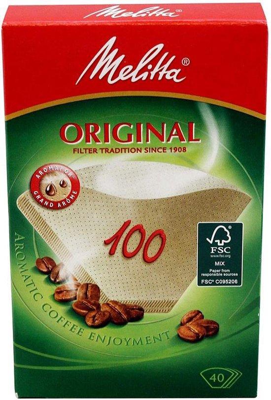 Melitta Koffiefilters nr. 100