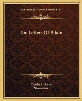 The Letters of Pilate