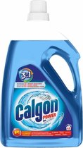 Calgon 3 in 1 Power Gel Wasmachine Reiniger en Anti kalk - 45 Wasbeurten - 2,25 L