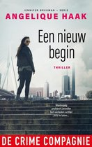 Boek cover Een nieuw begin van Angelique Haak (Onbekend)