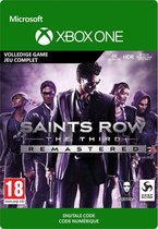 Saints Row: The Third Remastered - Xbox One download