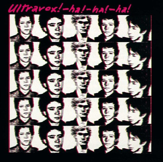 Ultravox - Ha-Ha-Ha